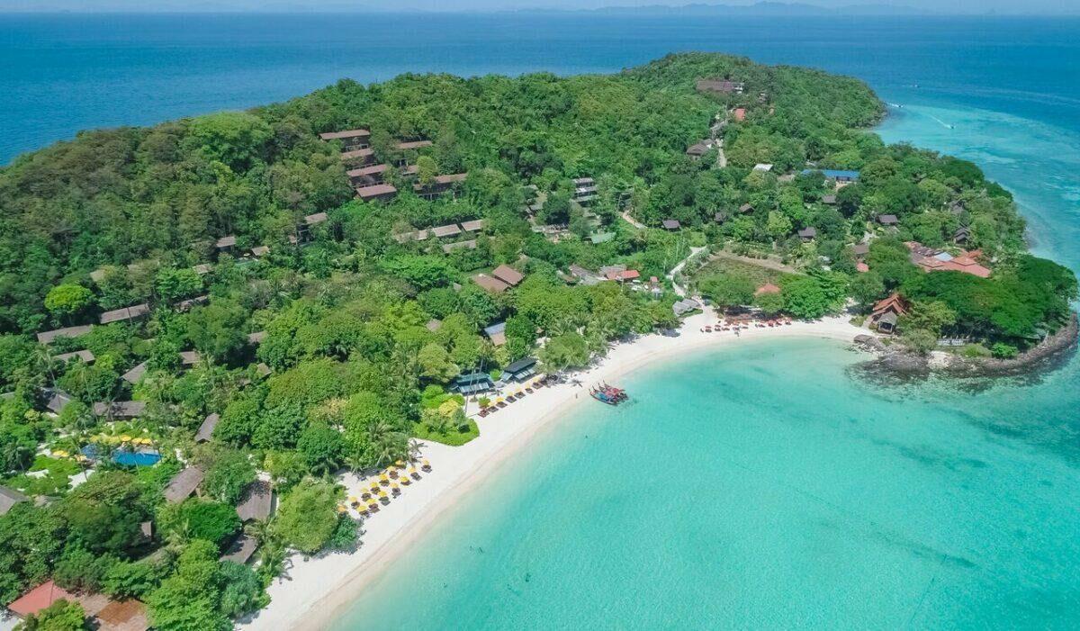Zeavola resort panoramic view