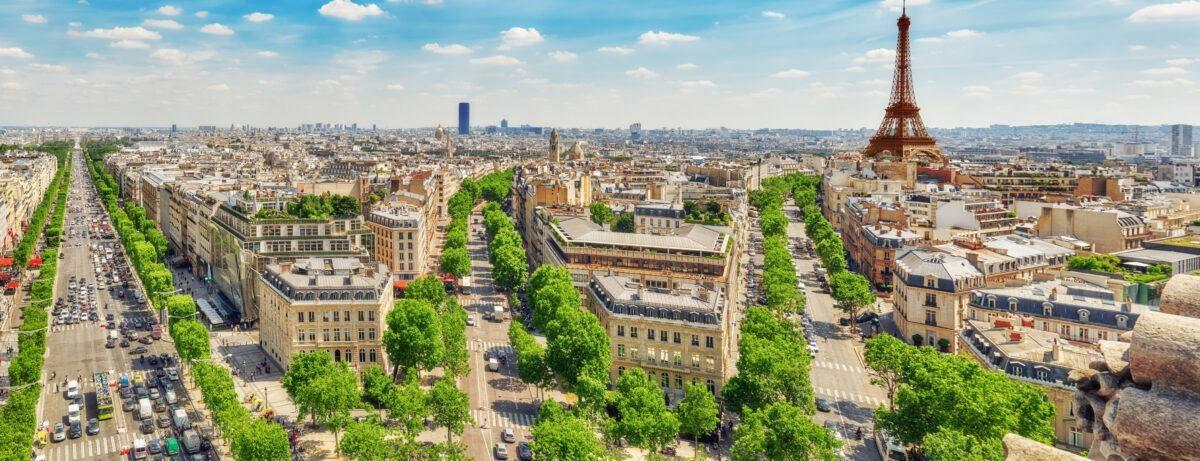 Paris: the city of (green) love