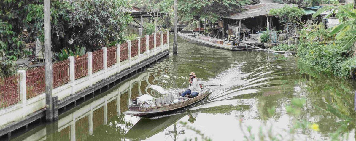 Koh Sarn Chao – unspoiled Bangkok