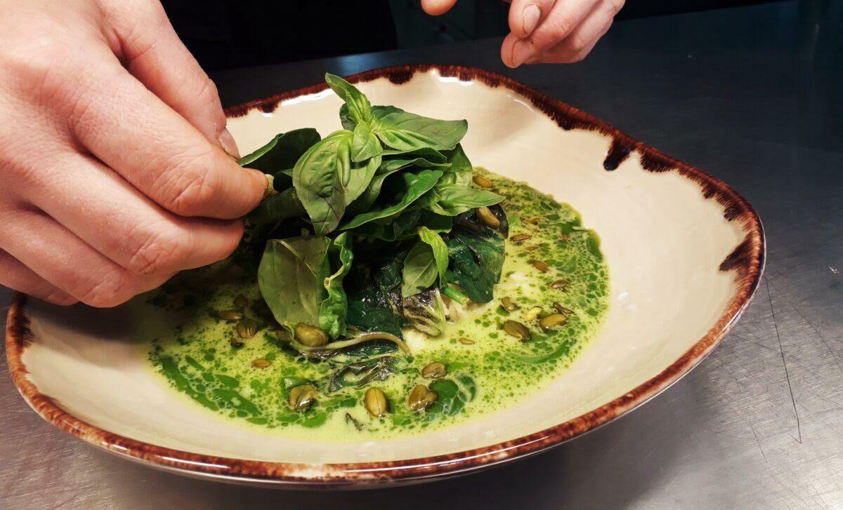 Vegan inspiration: Green Curry made by Valsana Hotel & Apartments