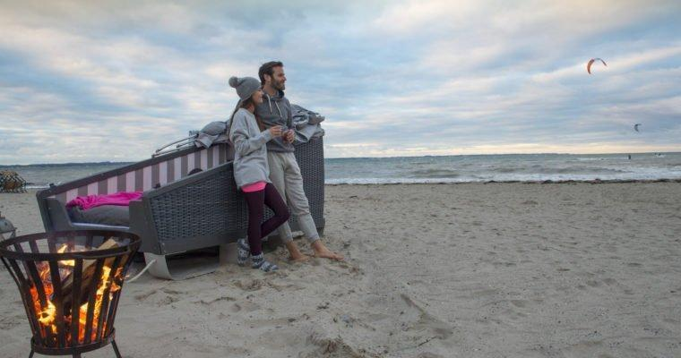 Adventures on your doorstep: a night on the shore of the Baltic Sea