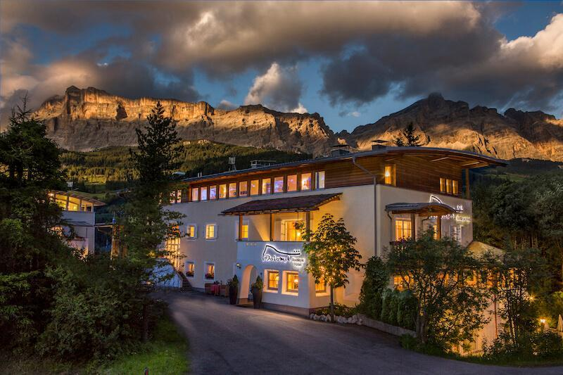 Dolomit Boutique Hotel, external view © Dolomit Homes