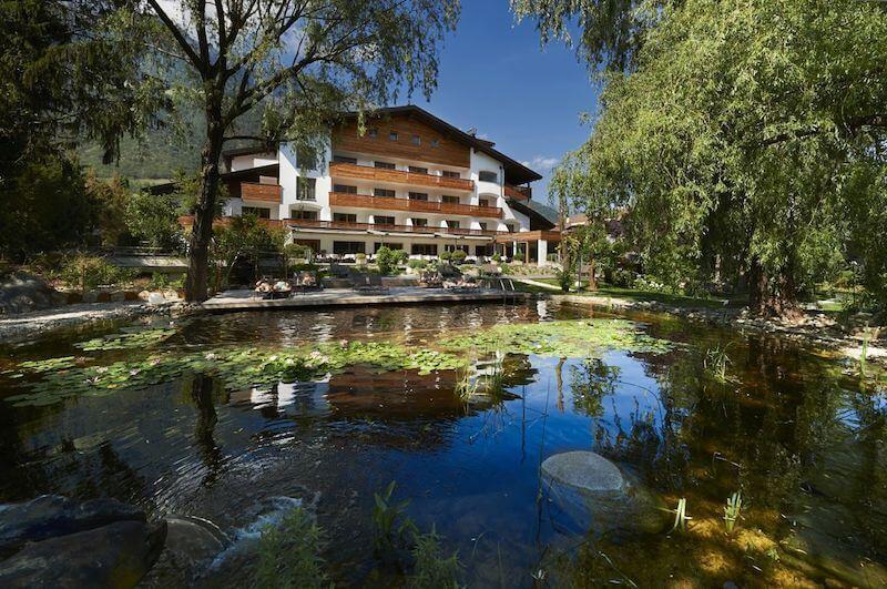 Natural swimming pond © LA VIMEA
