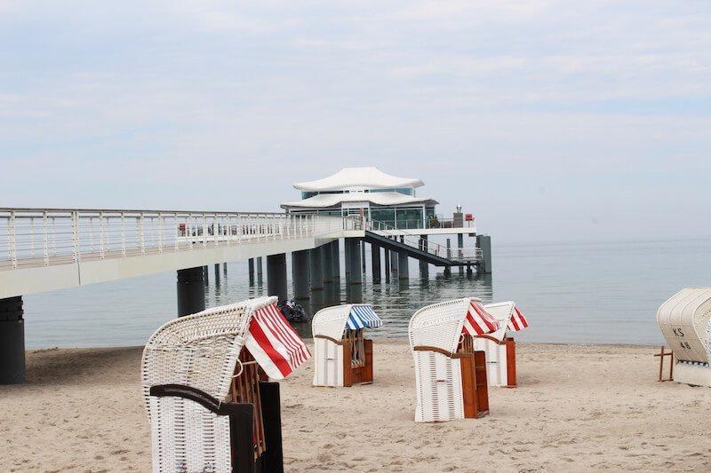 Timmendorfer Strand, Baltic Sea © Antonia Böhlke