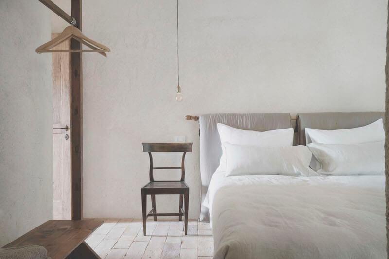 Hotel room at Agrivilla © i pini