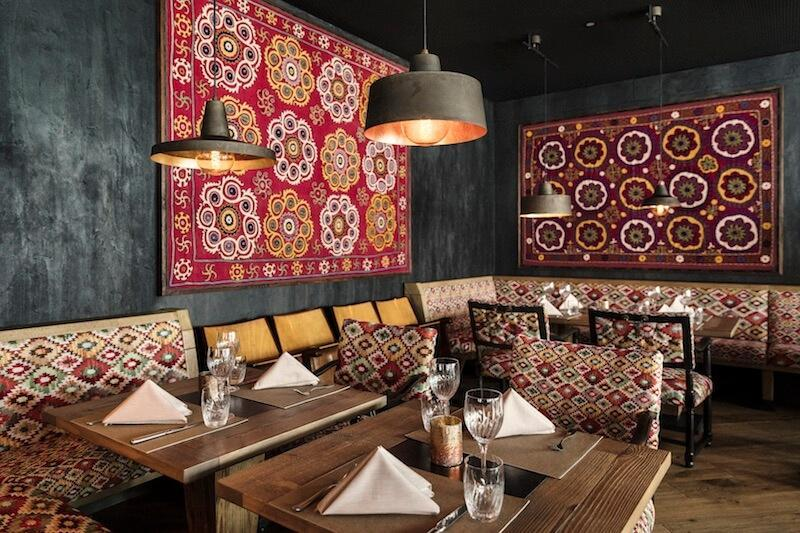 Restaurant Twist at Hotel Valsana. © Valsana Hotel & Appartements