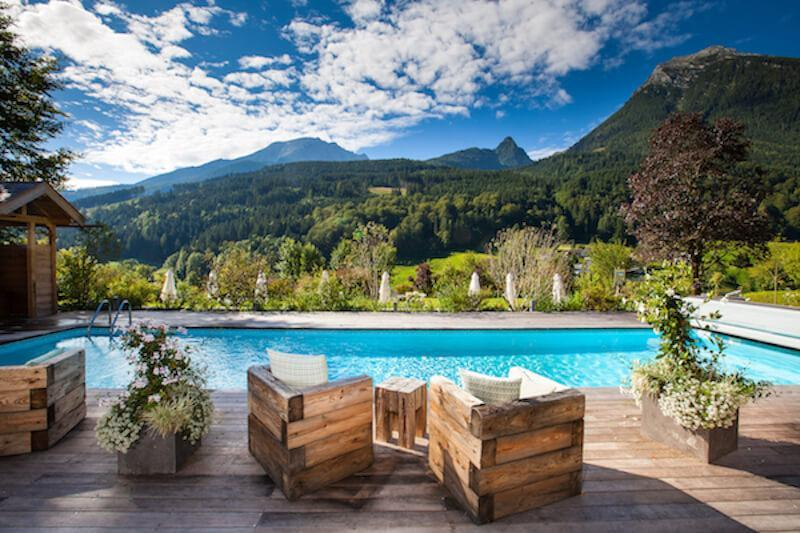 The 5 most beautiful eco-luxury hotels in the Alps