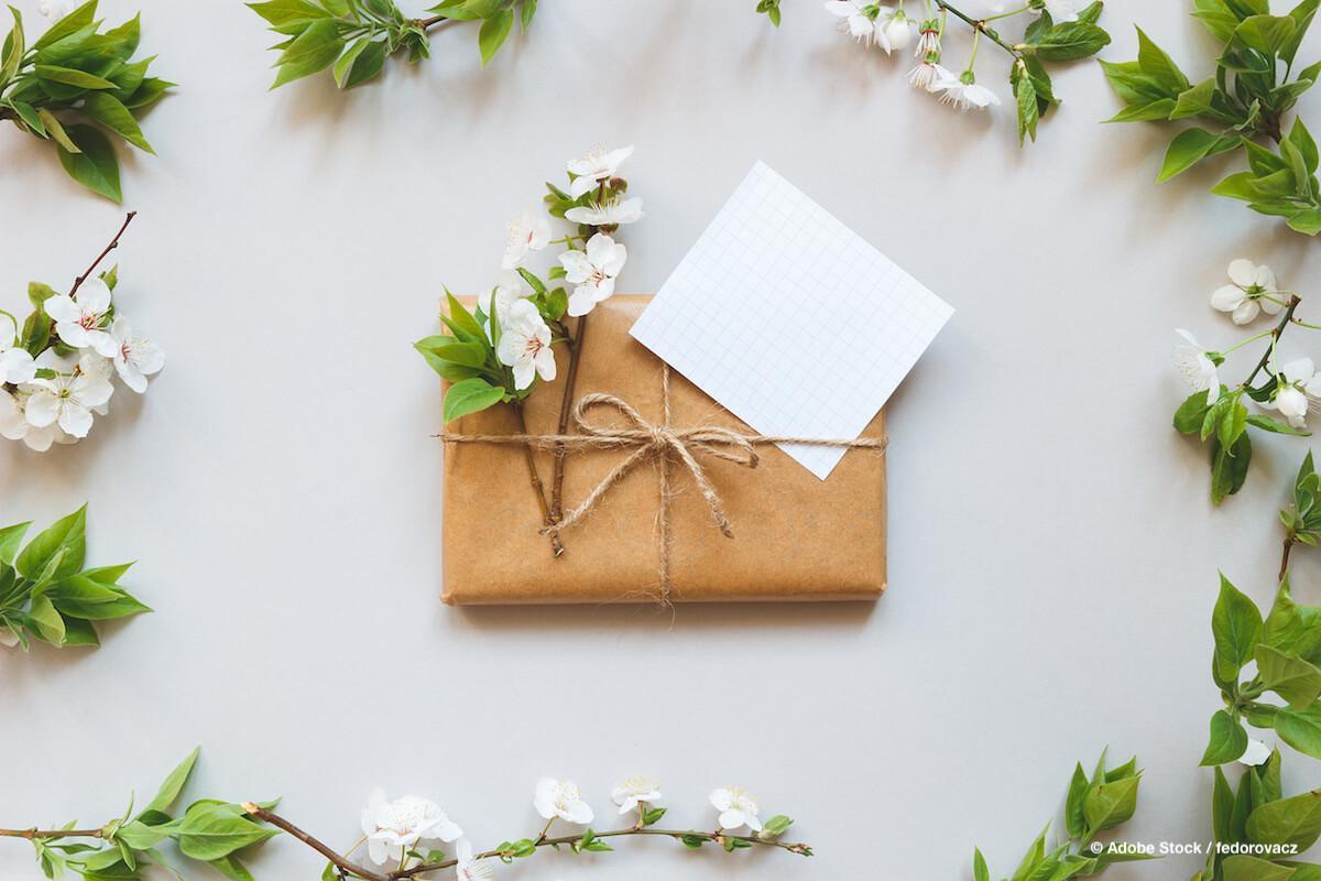 Nachhaltige Geschenke – 7 grüne Tipps