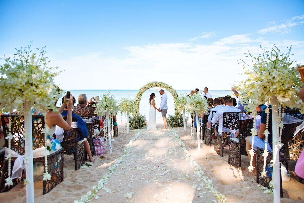 Eco wedding: rites and ceremonies in the Indian Ocean