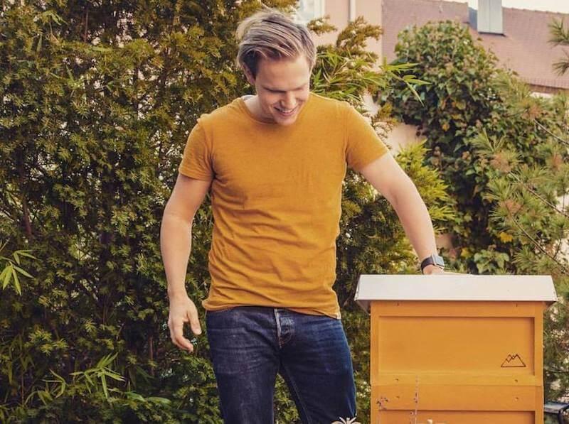 Sustainability pioneers: Ben Förtsch from Creativhotel Luise