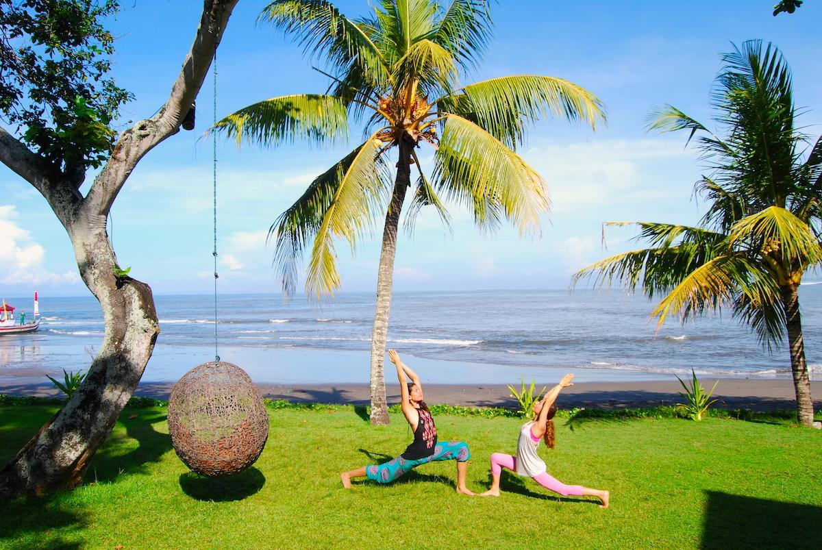 On Clearance great discount sale a few days away The most beautiful eco yoga retreats near and far